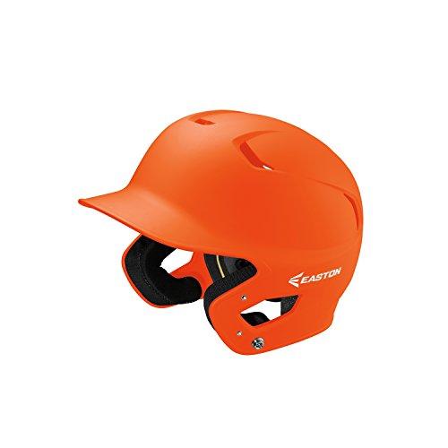 Orange Softball Batting Helmet - 7