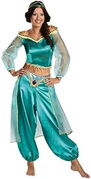 Aladdin Animated Women's Jasmine Prestige Cos