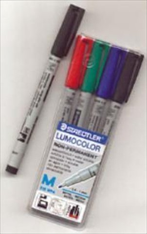 Chessex Manufacturing 3154 Water Soluble Markers 4