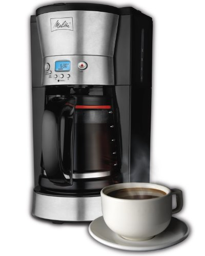 Melitta 46893 12-Cup Coffee Maker (Melitta Coffee Makers compare prices)
