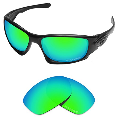 Tintart Performance Replacement Lenses for Oakley Ten X Sunglass Polarized - Ten Lenses Oakley