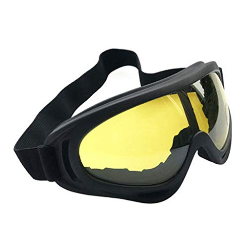 Protective Glasses, Outdoor Riding Sand-proof Safety Glasses, Laboratory Special Anti-glare Goggles - Safety 38 Special Glasses