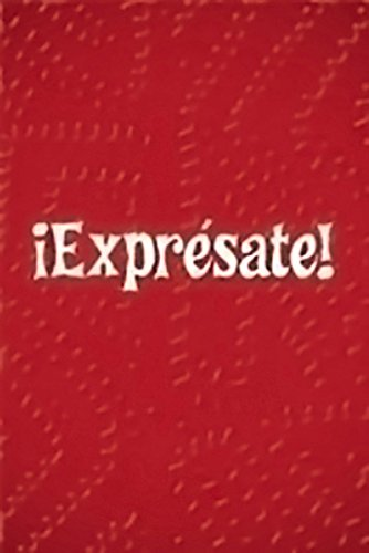 ¡Exprésate!: Al Rap DVD Levels 1A/1B/1