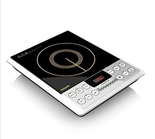 MARIYA HD4929 2100-Watt Induction Cooktop (Black)