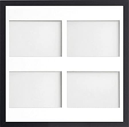 Frame Allington Range 40 x 40 cm Black Picture Photo Frame with ...
