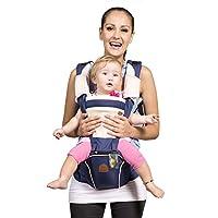 Bebamour New Style Designer Sling and Baby Carrier 2 in 1 ,Dark Blue