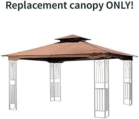 Sunjoy Reemplazo Gazebo Canopy para 10 x 12 Regency II Patio ...