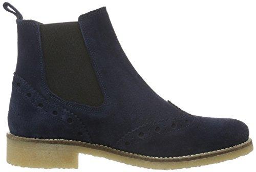 Blau Navy Valla SPM Chelsea Damen Boots wx7qXIq
