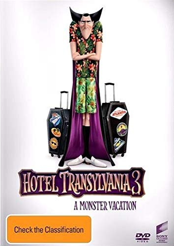 Hotel Transylvania 3 Summer Vacation | NON-USA Format | PAL | Region 4 Import - Australia