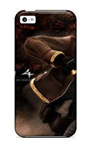 Theodore J. Smith's Shop New Style 3778343K90562064 New Super Strong Resident Evil Case Cover For Iphone 5c