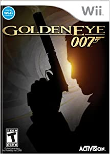 James Bond 007: GoldenEye - Nintendo Wii