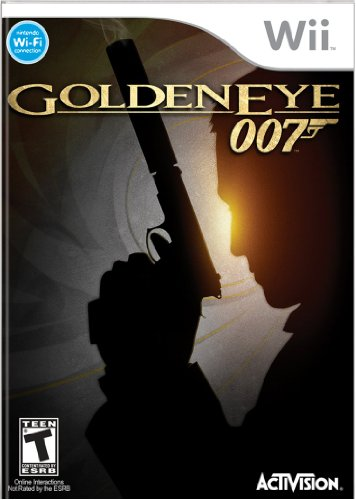 James Bond 007: GoldenEye - Nintendo Wii (Game Goldeneye Video)