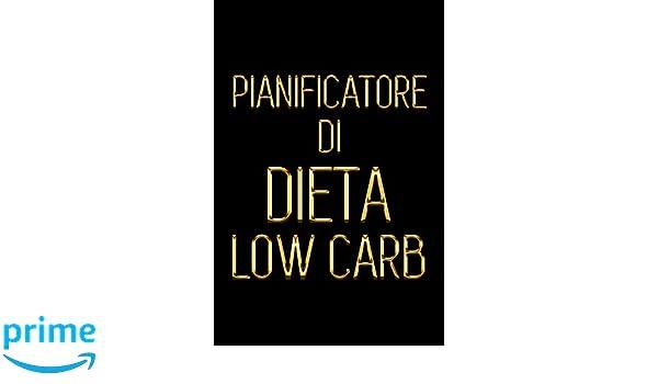 pianificatore di dieta low carb