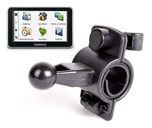 DURAGADGET Soporte De Bicicleta Para Navegador GPS Garmin 2797 LMT Con Bola De 17 mm