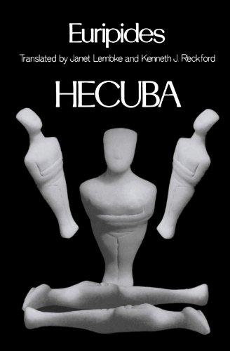Hecuba (Greek Tragedy in New Translations)