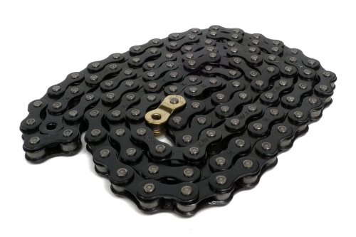 Odyssey Bluebird Bike Chain Black 1/8""