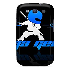 New Arrival Ninja Geek For Galaxy S3 Case Cover