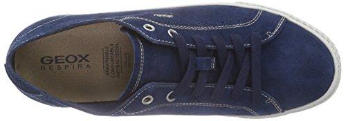Geox Hommes U Smart 60 Mode Sneaker Dark Royal Daim