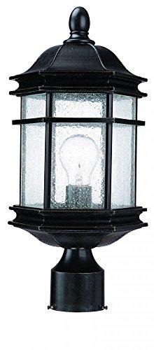 Dolan Designs 9238-68 17-1/2-Inch Winchester Barlow Outdoor Post Light, 17 1/2