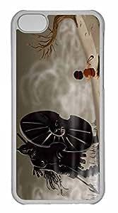 iPhone 5C Case, Personalized Custom David Goliath for iPhone 5C PC Clear Case