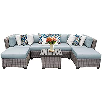 Amazon.com: TK Classics Florence - Juego de muebles de ...