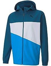 PUMA Men's Vent Woven Hooded Jacket