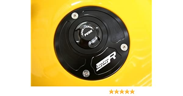 Aprilia Quick Release Keyless Billet Gas Petrol Cap RSV4 1000 Factory Aprc Se
