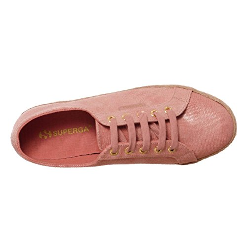 Femmes 2730 High Superga Toile Tyedyecotshiningropew Sneaker fU0qS1xpw