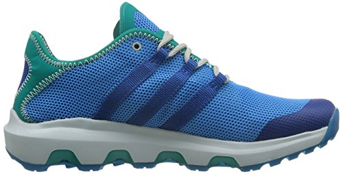 Grün Voyager Azuimp Blau Wanderhalbschuhe amp; adidas Bunt Eqtazu 7 Eqtver Trekking UK Climacool Herren Pwqw1nEvB