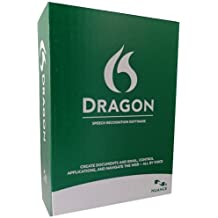 Dragon NaturallySpeaking Home 12 (Old Version)