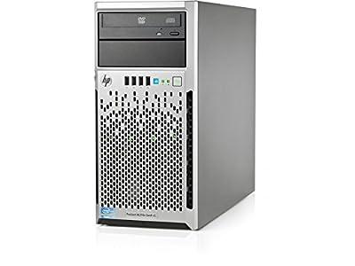 HP ProLiant ML310e G8 4U v2 Tower Server – 1 x Intel Xeon E3-1220 v3 3.10GHz, 8GB DDR3, 2TB HDD