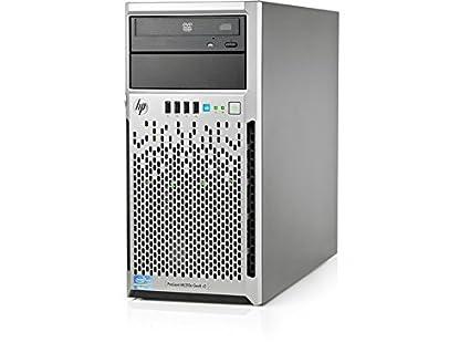 HP ProLiant ML310e G8 4U v2 Tower Server – 1 x Intel Xeon E3-1220 v3  3 10GHz, 8GB DDR3, 2TB HDD