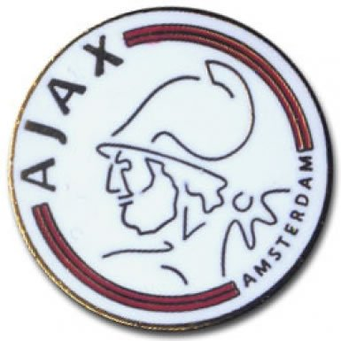 Ajax AFC Crest Badge