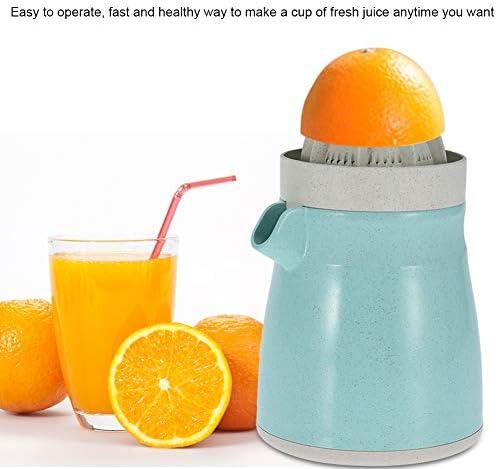 Oumefar Exprimidor de Frutas, exprimidor Manual, exprimidor de Naranja Natural fácil de Exprimir, ecológico, Cocina del hogar para el hogar