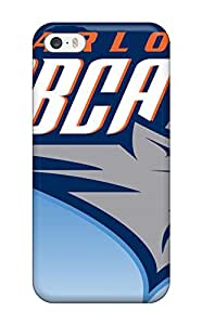 New Style charlotte bobcats nba basketball (6) NBA Sports & Colleges colorful iPhone 5/5s cases