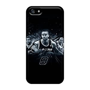 Hot Design Premium Sxa36307oACF Cases Covers Iphone 5/5s Protection Cases(tony Parker)