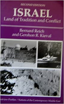 Book Israel: Land of Tradition and Conflict (Westview Profiles: Nations of the Contemporary Middle East)