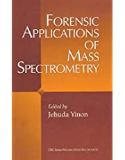 Forensic Applications of Mass Spectrometry