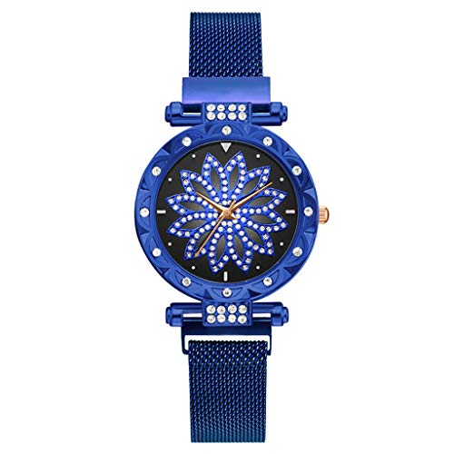 Collar Thigh Length Lace - Women's Grant Quartz Stainless Steel and Leather/Mesh Chronograph Watch with Love Knot Bracelet Gift Fashion & LYN Star☪