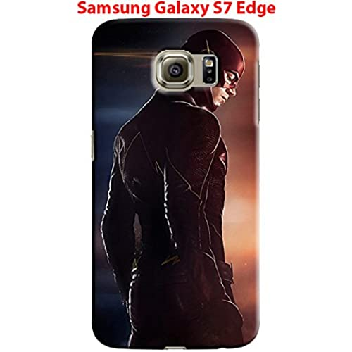 The Flash for Samsung Galaxy S7 Edge Hard Case Cover (flash4) Sales