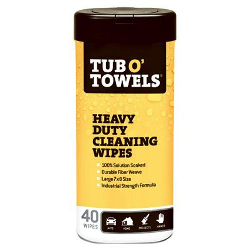 tub-o-towels-heavy-duty-7-x-8-size-multi-surface-cleaning-wipes-40-count-per-canister