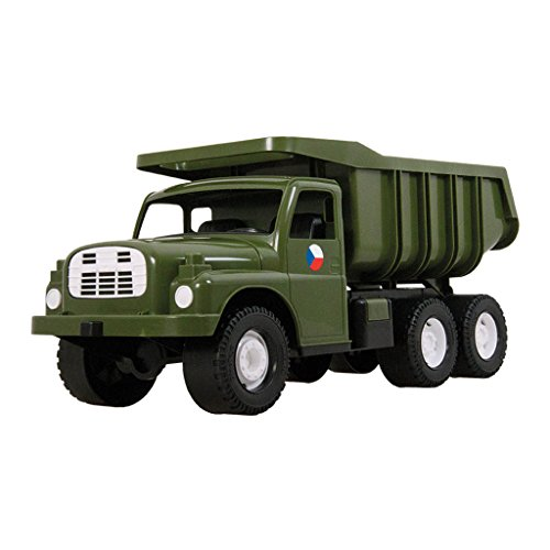 Tatra Large Toy Dump Truck, 148, with safety lock for unwanted tilting, 220 LB load capacity! ()