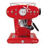 illy Francis Francis X1, Red