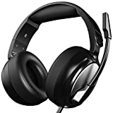 Gaming Headset for PS4, Xbox One, PC, Professional 50mm Driver, 3.5mm Surround Stereo