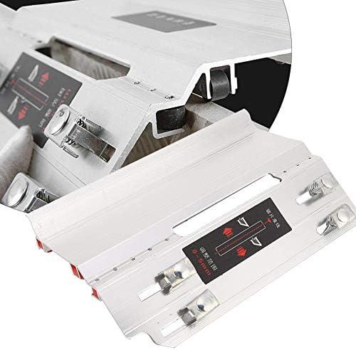AUNMAS Carrelage Machine /à chanfreiner 45 /° Multifonction de Bureau en Pierre Machine de d/écoupe Manuelle Outil de Coupe dangle pour Couper la tuile en c/éramique