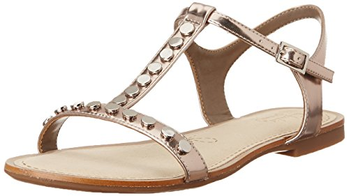 Ladies Sail Festival Sandals Clarks Metallic ARZAqx