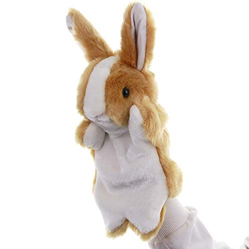 SweetGifts Bunny Hand Puppets Plush Animal Toys for for sale  Delivered anywhere in USA