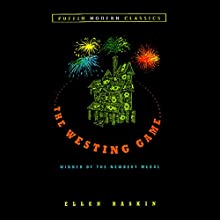 The Westing Game Audiobook by Ellen Raskin Narrated by Eric Michael Summerer