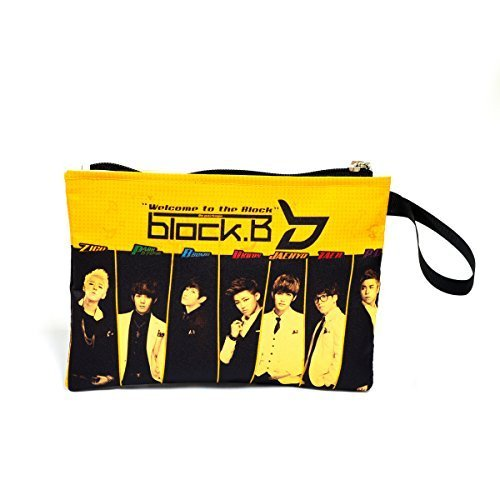 (Kpop Block.b Bag Pouch 105)