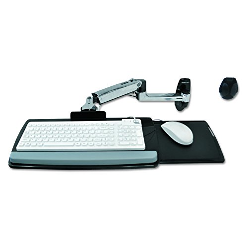 LX Wall Mount Keyboard Arm by Ergotron